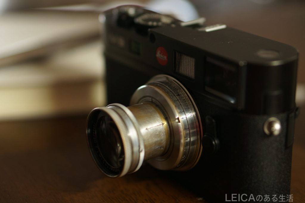 Leica M8 Summar L50mm F2