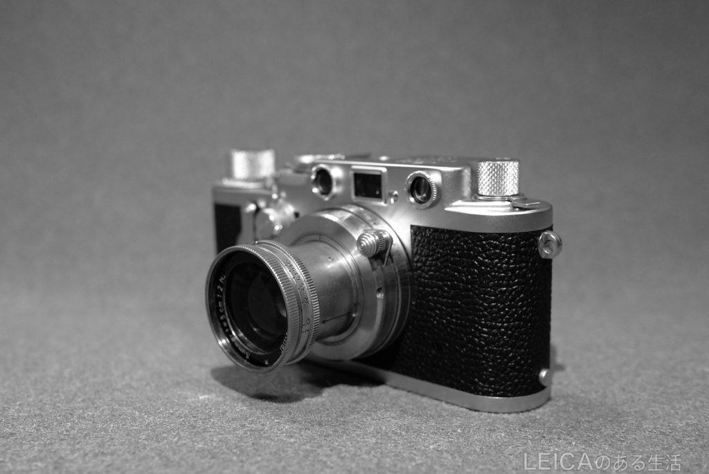 Summar L50mm F2 バルナック