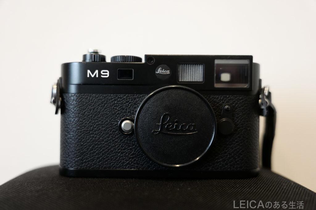 Leica M9 黒バッジ